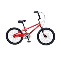 """Bicicleta Monarette Durango Aro 20"""" Rojo"""