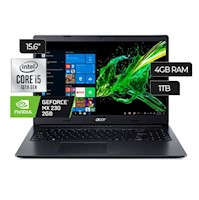 Laptop Acer Aspire A315 - 55G - 539Q Core i5 4GB DDR4 1TB 15.6""