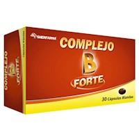 COMPLEJO B FORTE X 30 CAPSULAS BLANDAS