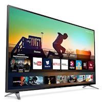 "Philips Smart TV 58"" 4K UHD 58PUD6513 Ultradelgado"