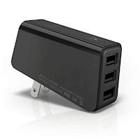 Cargador De Pared Lonio Tres Puertos USB