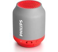 Parlante Bluetooth BT50 Philips -  color Gris