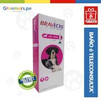 Antipulgas para Perros BRAVECTO Pipeta 1 x 5.0ml (40 - 56kg)