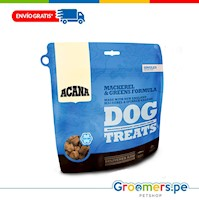 Snack para Perros - ACANA TREATS MACKEREL & GREENS 35 GR