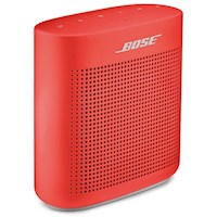Altavoz Bose SoundLink® Color II  Bluetooth Rojo