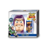 TOY STORY GIFT SET COLONIA +SHAMPOO 3D