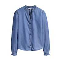 CAMISA LEVIS WOMAN SHANELLE LIGHT MID WASH