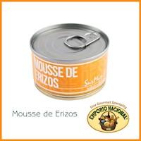 Mousse de Erizos