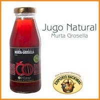 Jugo Natural Murta Grosella