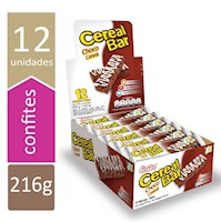 Pack x12 CEREALBAR CHOCO CEREAL 18 GR