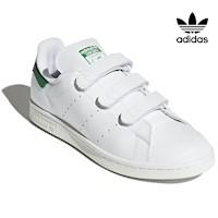 ba82f21e1cc Boutique Boys - Zapatilla Adidas Stan Smith CF Blanco