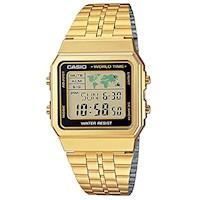 Reloj CASIO Digital Dorado A-500WGA-1D para Dama