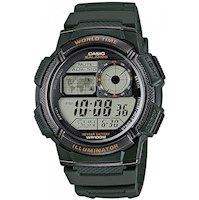 Casio Reloj Digital  AE-1000W-3A - Negro Express