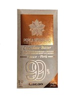 Chocolate Bitter con Aguaymanto. Tableta de 70g. Sugar Free.