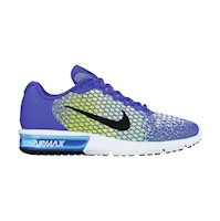 Passarela - Zapatilla NIKE 852461-401 (7-10) AIR MAX SEQUENT