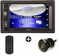 Aiwa Auto Radio Tactil 6.2 Dvd Bluetooth Mirrorlink Aw-7007L