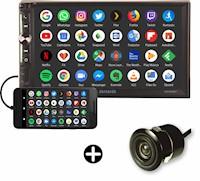 Aiwa Auto radio Hd 7 Bluetooth Mirrorlink Espejo Aiwa Aw-w666bt