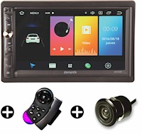Aiwa Auto radio Hd 7 Android 9.0 Wifi Bluetooth Aiwa Aw-701bt
