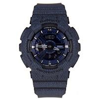 Reloj CASIO Baby-g Azul BA-110DC-2A1 para Dama