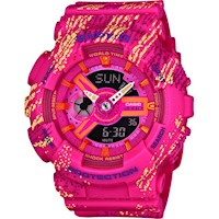 Reloj CASIO Baby-g Rosado BA-110TX-4A para Dama