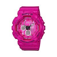 Reloj CASIO Baby-g Rosado BA-120SP-4A para Dama