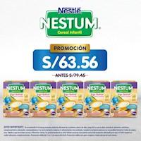 NESTUM TRIGO QUINUAx350GR PACK X5