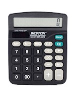 Calculadora Electrónica 12 Dígitos Beston BST-8837B