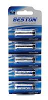 Batería Carbón 1.5 V Beston BST-AA-R6Px5