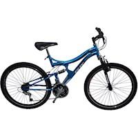 Bicicleta Gw Dione Freno de Disco Rin 26 D/pared - Azul