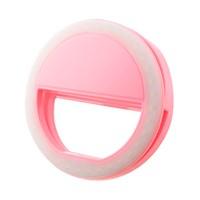 Mini Ring Light - Rosa