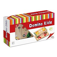 DOMINO KIDS ANIMALES