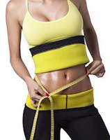 Sauna Shapers - Fajas Mujer Cinturilla