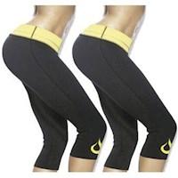 Sauna Shapers - Fajas Mujer Combo Hot Pants