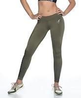 Leggin Deportivo Danfive para Mujer-VerdeDFL1014