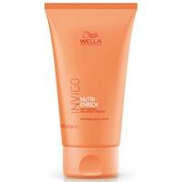 Mascarilla Nutritiva Warming Mask Wella Invigo Nutri Enrich 150ml