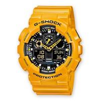 Reloj Casio Para Hombre G-Shock Ga-100A-9A