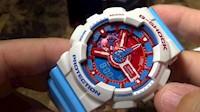 Reloj Casio Para Hombre G-Shock Ga-110Ac-7A