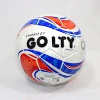Balon Futbol Sala Golty Euforia 2.0 PRO T663559 - Blanco 514f246501c86