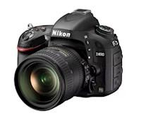 Nikon Cámara D610 + Lente 24-85mm + Sd 8 Gb