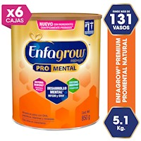 Enfagrow® Premium sabor natural a leche -  ¡Llévate 6 latas al precio de 5!