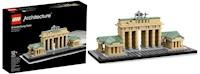 Lego Architecture Brandenburg Gate Berlin