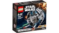 Lego Star Wars 75128 TIE Prototipo Avanzado