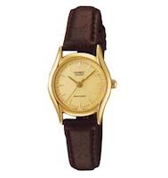 Reloj CASIO  Cafe LTP-1094Q-9A para Dama