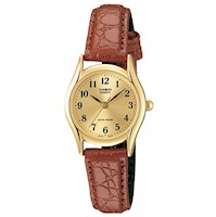 Reloj CASIO  Cafe LTP-1094Q-9B para Dama