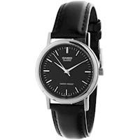 Reloj CASIO  Negro LTP-1095E-1A para Dama