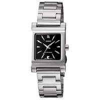 Reloj CASIO  Plateado LTP-1237D-1A2 para Dama
