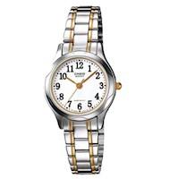 Casio Reloj Analogo  LTP-1275SG-7B - Plateado Express