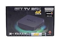 OTT Tv Box 4K Ultra HD  Lazer LZ-18