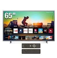 """TV PHILIPS LED 4K 65PUD6703 65"""" UHD SMART"""