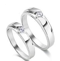 Aros de Matrimonio de Plata - 7